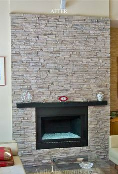 Stone panels and Faux stone