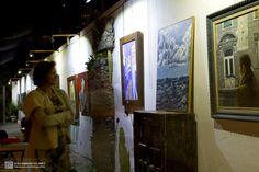 panorama 187 exposición exterior Exterior, Painting, Art, Painting Art, Outdoor Rooms, Paintings, Painted Canvas