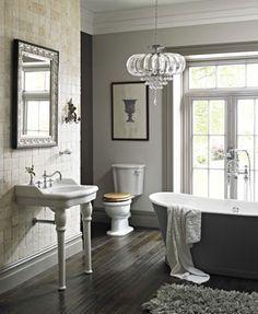 bathroom vintage - Buscar con Google
