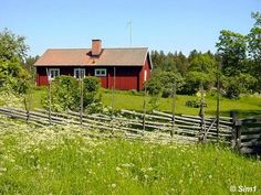 Angso National Park - an island park dedicated to preservation of the traditional swedish way of life.