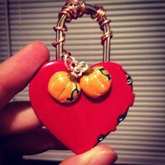 My fall themed lovelock pumpkin lovelock