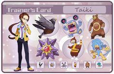Taiki trainer card