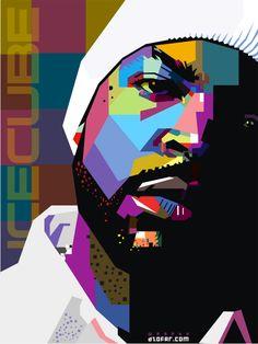 Risultati immagini per celebrity pop art Arte Pop, Pop Cubes, Arte Do Hip Hop, Idee Baby Shower, Sketch Manga, Rapper Art, Pop Art Illustration, Pop Art Portraits, Pop Art Design