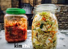 Kimchi - korejské kvašení