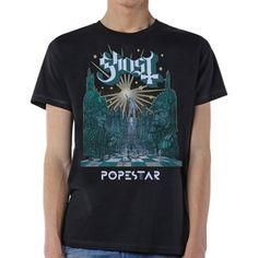 Ghost /'Satanas Spes Notra/' Camiseta-Nuevo Y Oficial!
