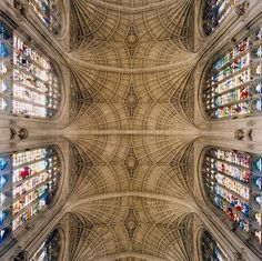 Vaults, Beautiful Photos of Cathedral Ceilings by David Stephenson