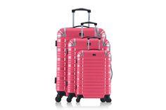 Venda Malas de viagem / 24880 / Conjuntos de 3 malas / Conjunto de 3 malas Blue Star - Rosa