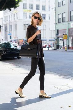 5 Times Anine Bing Showed Us How To Wear Jeans And Still Look Incredibly Stylish