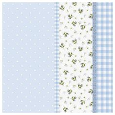 un imprimé floral et tendance pour des serviettes qui habilleront toutes les jolies tables de mariage et de fête