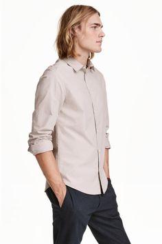 Pima cotton shirt | H&M