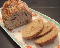 Chocolate Stout Bread