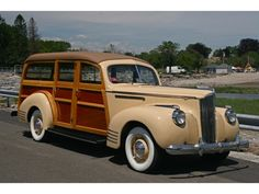 41 Packard 110 Deluxe woody..I would like this as my daily driver.