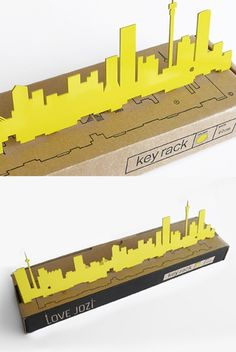 Keyrack of the iconic Johannesburg skyline. I bought a grey one from Love jozi at market on main and couriered it to my bestie in the UK. Weekend Trips, Day Trips, Johannesburg Skyline, South African Design, Laser Cut Steel, Eco Green, Africa Art, Mosaic Art, Home Deco