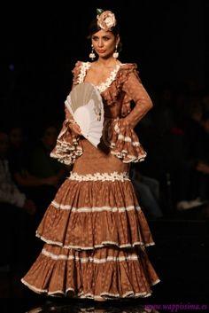 フラメンコ Flamenco Colección Me embrujaste por  Carmen Vega en  SIMOF 2013