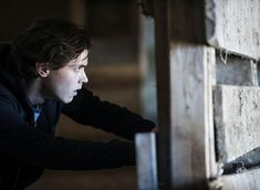 Tyler Young as Philip Shea in Eyewitness