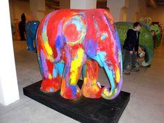 Elephant Parade Milan 2011