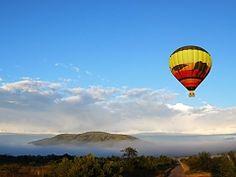Hot Air Ballooning with Mankwe Gametrackers - Pilanesberg Game Reserve near Sun City, South Africa Balloon Rides, Hot Air Balloon, North West Province, Balloon Flights, Open Water Swimming, Sun City, Adventure Activities, Water Activities, Balloons