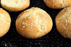 Pieczeń z mięsa mielonego z pieczarkami/Pieczeń rzymska | Di bloguje Hamburger, Mozzarella, Food And Drink, Yummy Food, Bread, Delicious Food, Brot, Baking, Burgers