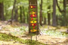 May Day Colour Totem by escher is still alive, via Flickr