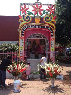 Virgin of Xochimilco