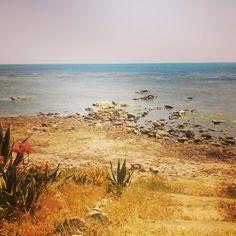 sea sun peace