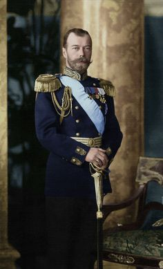 Emperor Nicholas II of Russia Tsar Nicolas, Tsar Nicholas Ii, La Familia Romanov, Czar Nicolau Ii, February Revolution, Anastasia Romanov, House Of Romanov, Alexandra Feodorovna, Second Empire