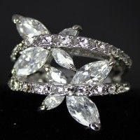 Beautiful Crystal Ring. Only $27.99!