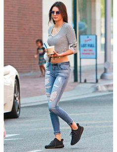Los sneakers de Kendall Jenner que ya están agotados