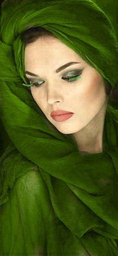 Olive Green by VoyageVisuelle Olive Green Color, Go Green, Army Green, Green Colors, Military Green, World Of Color, Color Of Life, Verde Jade, Motif Art Deco
