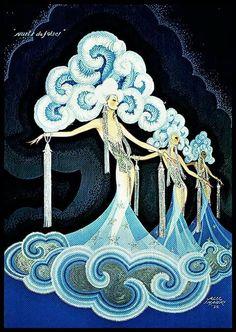 Nuits de Folies, 1932 Alec Shanks