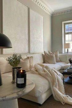 Dream Home Design, Home Interior Design, Home Living Room, Living Room Decor, Aesthetic Room Decor, Apartment Interior, House Rooms, New Room, Home Decor Inspiration