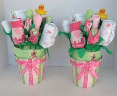 Homemade Baby Shower Favors   Related For Homemade baby shower gifts ideas