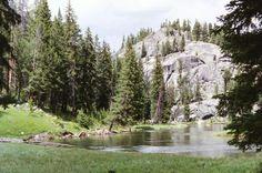 Wyoming - Slough Creek at Yellowstone