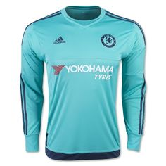 Chelsea 15/16 LS Goalkeeper Jersey