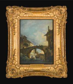 guardi francesco a view of la por | townscape | sotheby's l16033lot934kmen
