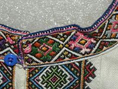 Бойківське вбрання з Дрогобицького музею