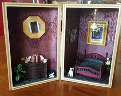 Browse unique items from SuitcaseDollhouse on Etsy, a global marketplace of handmade, vintage and creative goods.