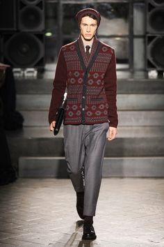 Antonio Marras | Fall 2014 Menswear Collection | Style.com, great color, I'd wear it!