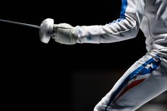 I read somewhere that 10% of fencers are left handed, but 50% of the top fencers are left handed.