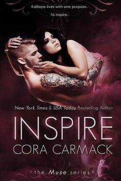 Inspire by Cora Carmack - Cover Reveal!!