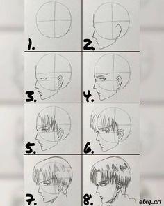 Naruto Drawings, Art Drawings Sketches Simple, Pencil Art Drawings, Body Drawing Tutorial, Manga Drawing Tutorials, Anime Character Drawing, Drawing Expressions, Cartoon Art Styles, Anime Sketch