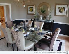 Glass Table Dining Rooms