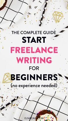 No matter where you live, landing lucrative writing assignments does not need to be difficult. The secret to a profitable freelance writing career is to start small and build it from there. Online Writing Jobs, Freelance Writing Jobs, Online Jobs, Freelance Online, Make Money Writing, Make Money Blogging, How To Make Money, Creative Writing, Writing Tips
