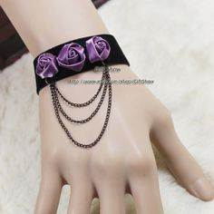 Women's & Girls Handmade Ring Bracelet  Beautiful by GiftShow, $9.99 Beautiful handmade bracelet.