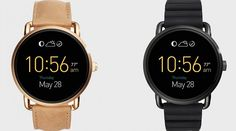 FOSSIL debuts Q Marshal Q Wander smartwatches with Android Wear Q Motion activity tracker and Smart Analog Watches. #AndroidWear #Android @GadgetsEden  #Google #GadgetsEden