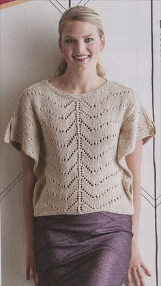 Knit Purl Spring/Summer 2015 Magazine from KnitPicks.com Knitting by Interweave Knits