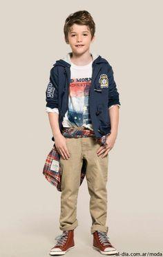 ropa de niños varones de moda - Buscar con Google