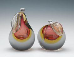 Murano Art Glass Fruit