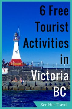 6 Free Things to do in Victoria Canada | #victoria #victoriabc #canadatravel #bctravel #canada