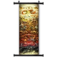 Legend of Zelda 25th Anniversary Game Fabric Wall Scroll Poster (16 x 87) Inches by VG, http://www.amazon.ca/dp/B00FIJ5K94/ref=cm_sw_r_pi_dp_.VNetb102HM23